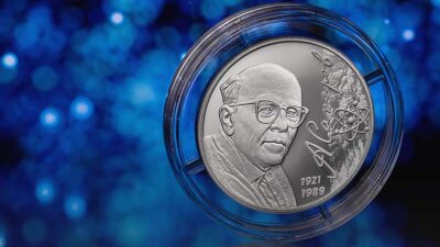 Новые памятные монеты Банка России, выпущенные в апреле 2021 года